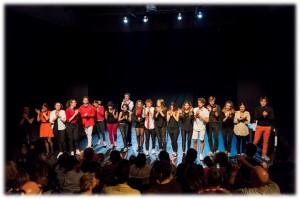 Al Milano Playwriting Festival con gli studenti del Liceo Marconi-Delpino di Chiavari (GE)
