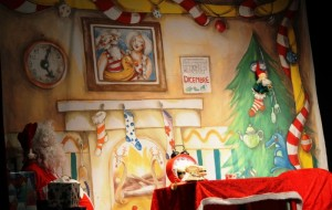 ScenaMadre Che pasticcio Babbo Natale