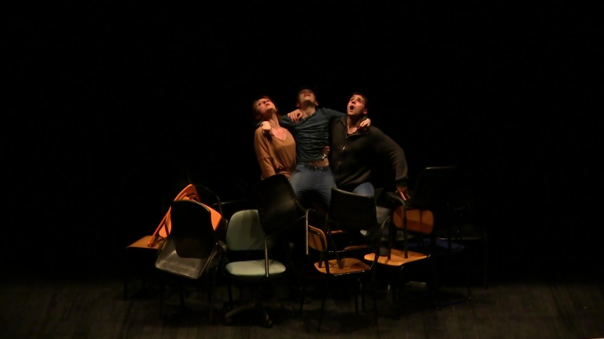 tre spettacolo teatrale