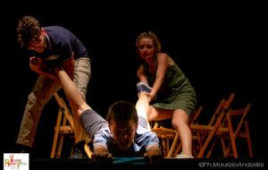 TRE spettacolo teatrale adolescenti