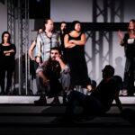 teatro a sestri levante con gli attori del laboratorio adulti di scenamadre